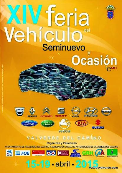 XIV Feria Vehículo