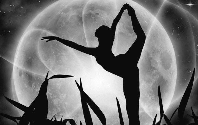 Луна и похудение