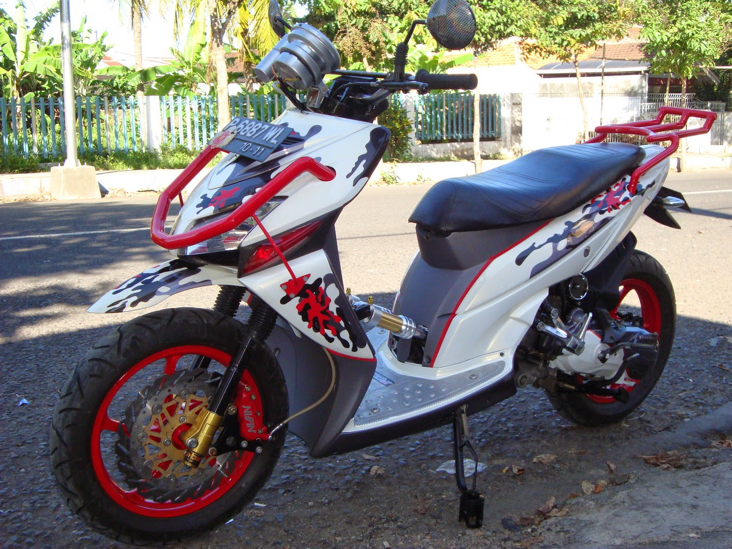 modifikasi skywave 125