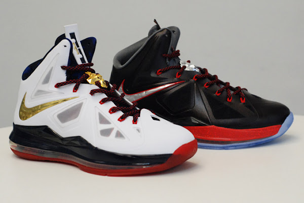 New Photos of LeBron X Pressure That8217s Coming out in November