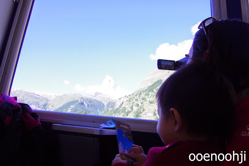 gornergrat-train