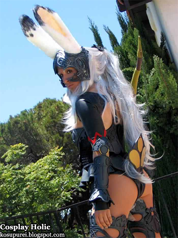 final fantasy xii cosplay - fran