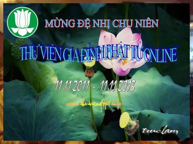 Mừng Đệ II Chu Niên - Trúc Lâm