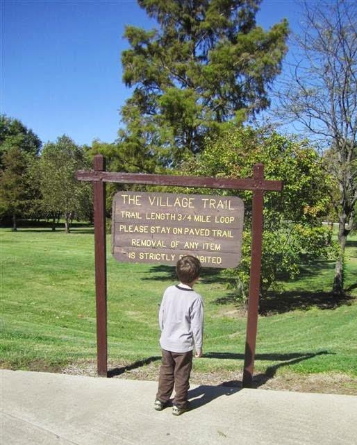 Parkin Archeological State Park - Village Trail