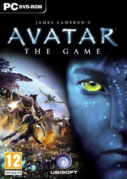 Cover Of Avatar The Game (2009) Full Latest Version PC Game Free Download Resumable Links at alldownloads4u.com