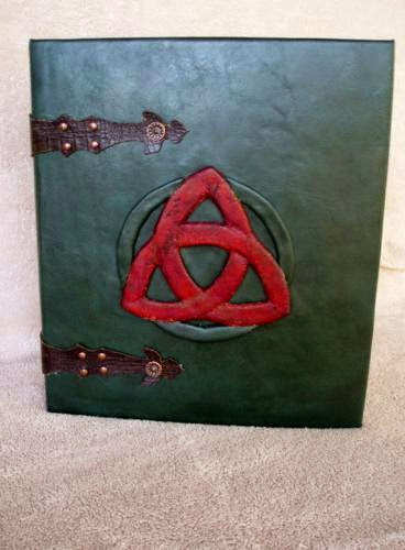 Book Of Shadows Charmed Tv Series Replica Pages By Spellsabound