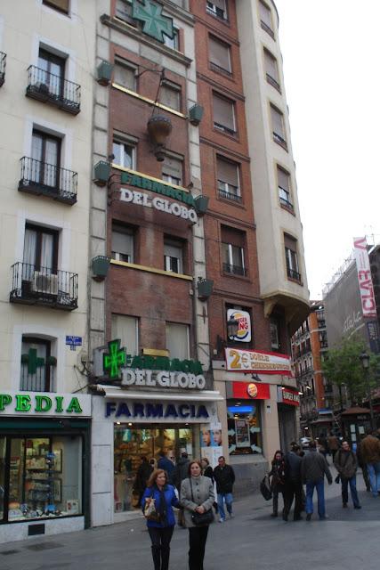 Fotos de la plaza de Antón Martín.