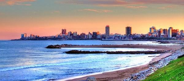 Cruzeiros na América do Sul