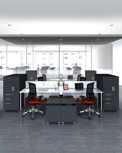 Mayline e5 Open Office Furniture