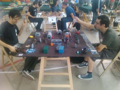 Torneo Warmachine