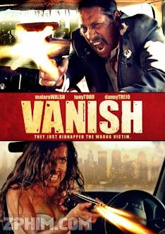 Cuộc Chiến Đẫm Máu - VANish (2015) Poster