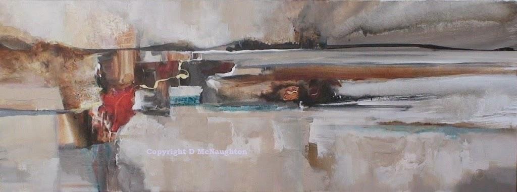 Approaching Northwester. Artist Dianne McNaughton