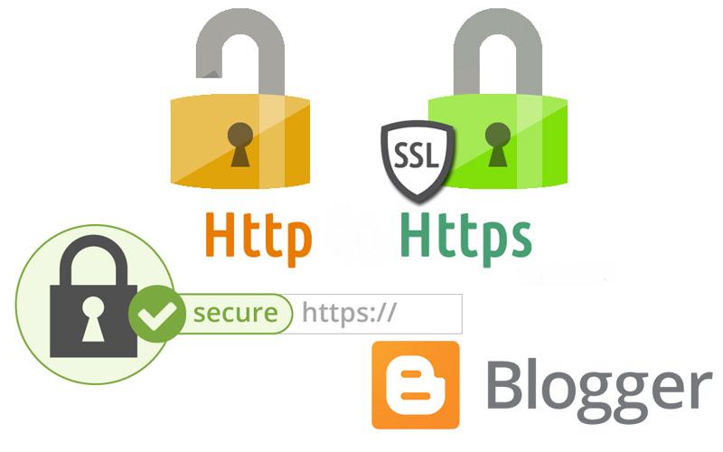 Blogger đã hỗ trợ Https cho tên miền tùy chỉnh