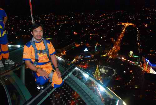 Manila Shopper Sky Adventure At Crown Regency Towers Cebu