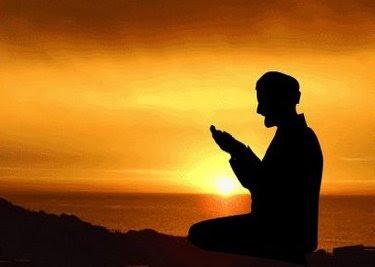 solat sembahyang berdoa