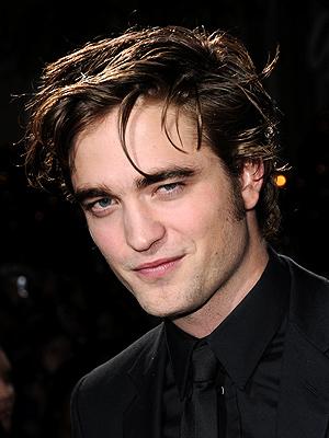 robert pattinson new hairstyle. Robert Pattinson Hairstyle