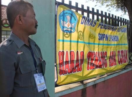 Hadi Suharto Kabid Dikmen Dinas Pendidikan (Dindik) Kabupaten Ngawi