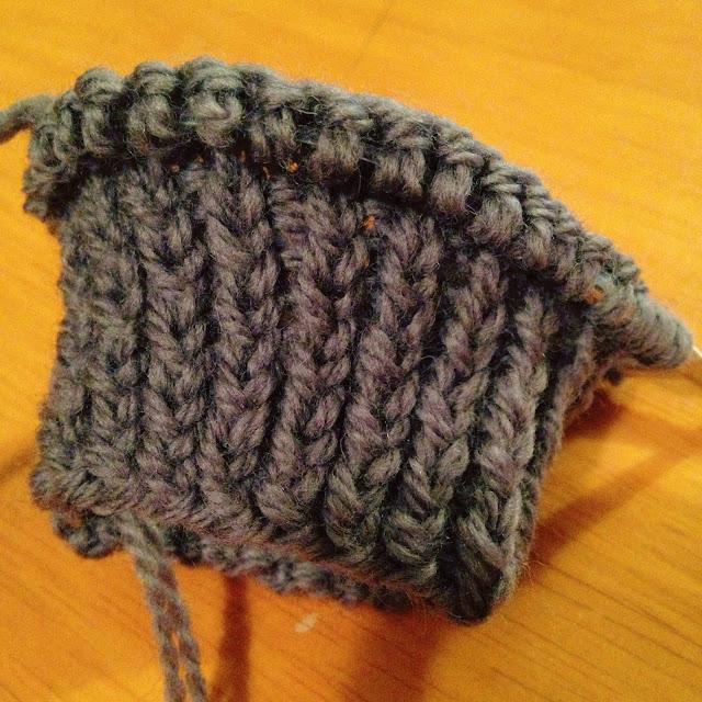 め 編み 一目 む 輪 ご あみど たた&たた夫の編み物入門