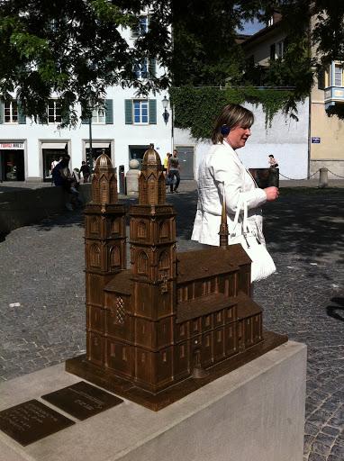 Собор в Цюрихе
