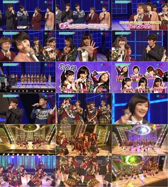 (TV-Music)(1080i) AKB48 part – Music Japan 141123