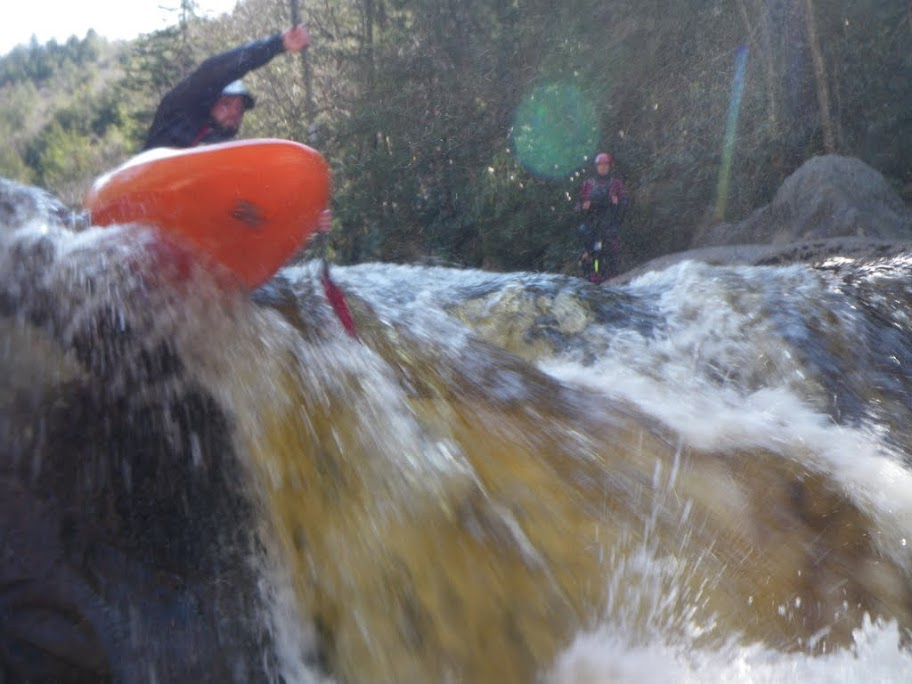 Zoom on back to WV. Matt Fithian on Tomko, Upper Blackwater, WV.