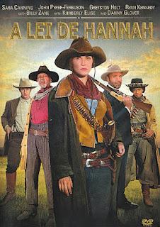 Filme Poster A Lei de Hannah DVDRip XviD & RMVB Dublado