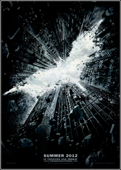 Primeiro Teaser de Batman – The Dark Knight Rises – Legendado