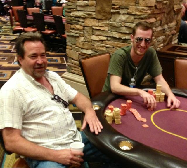 Thunder valley poker tournament