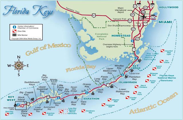 Boca Chita Key Harbor, Biscayne National Park, Florida скачать