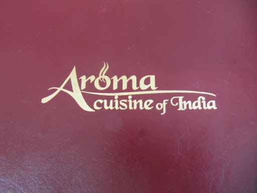 June 2011 our thoughtful spot for Aroma cuisine of india castro valley