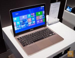 Zenbook UX305 với màn hình QHD