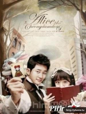 Nàng Alice Phố Cheongdamdong