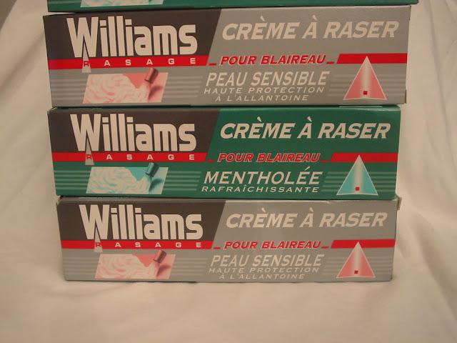 Crème de rasage Williams IMG_0113