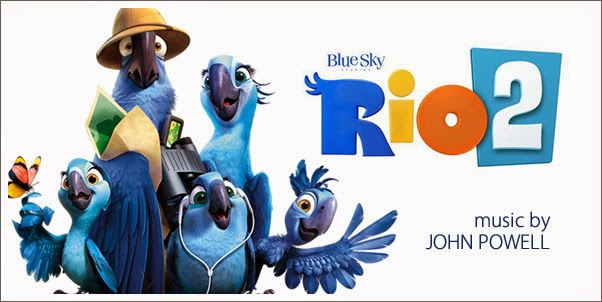 Rio 2 (Soundtrack) by John Powell