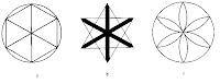 van Hagal rune (vet getekend) naar Margriet