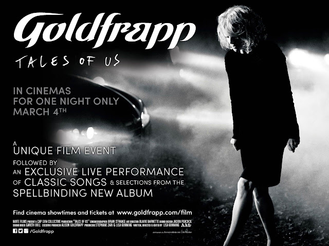 Goldfrapp Tales Of Us Poster