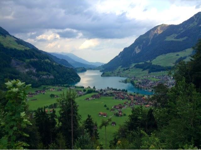 European Escapade Day 20 Austrian Tyrol To Swiss Alps