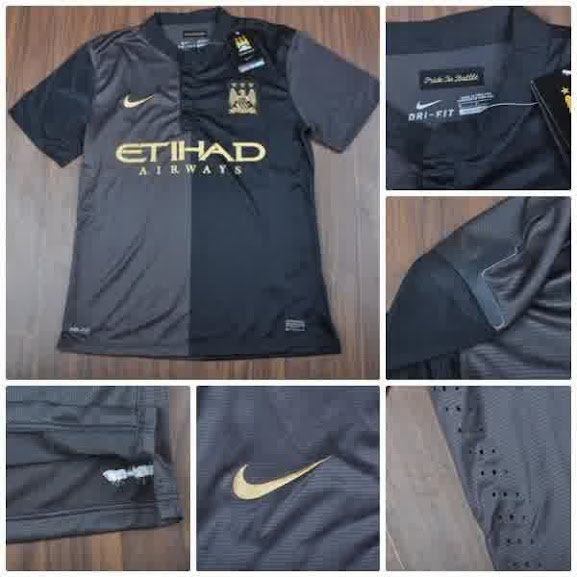 Jual Jersey Manchester City Away 2014