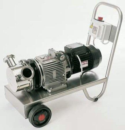 Αντλία άντλησης ελαιολάδου Enoitalia τύπου EURO με μηχανική ή υδραυλική ρύθμιση στροφών