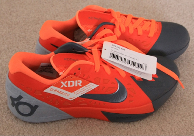 timeless design 09479 78883 Nike KD Trey 5. Team Orange Armory Slate-Light Armory Blue 599261-800