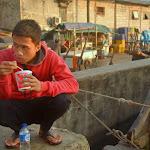 tradycyjne indonezyjskie śniadanie - zupka instant Pop Mie