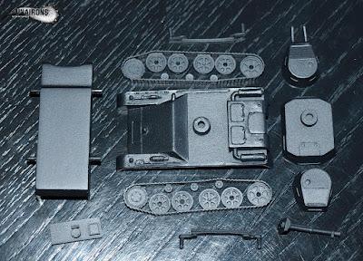 Panzer I A 1/72