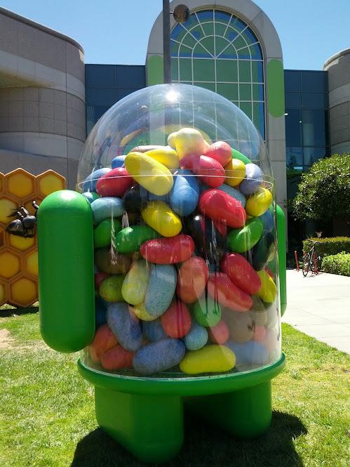 Google presentara su nuevo Android
