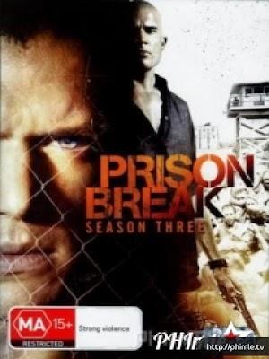 Phim Vượt Ngục Phần 3 - Prison Break Season 3 (2007)