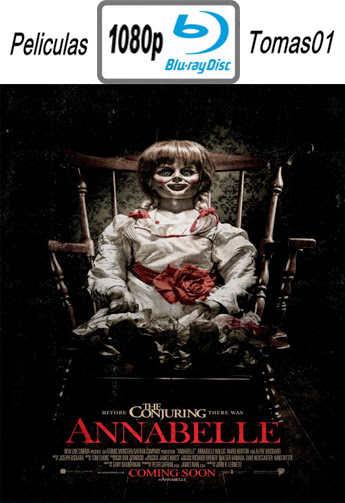 Annabelle (2014) BRRip Full HD 1080p