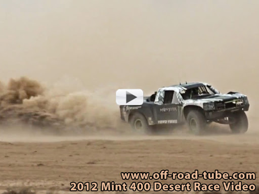 The Mint 400 Race 2012