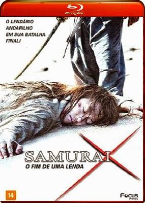 Baixar s44444444444 Samurai X   O Fim de Uma Lenda   Dublado e Dual Audio Download