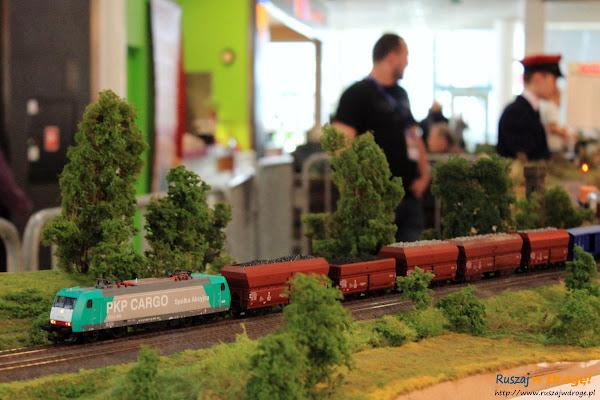 Wystawa Makiet i Modeli Kolejowych w Gdańsku