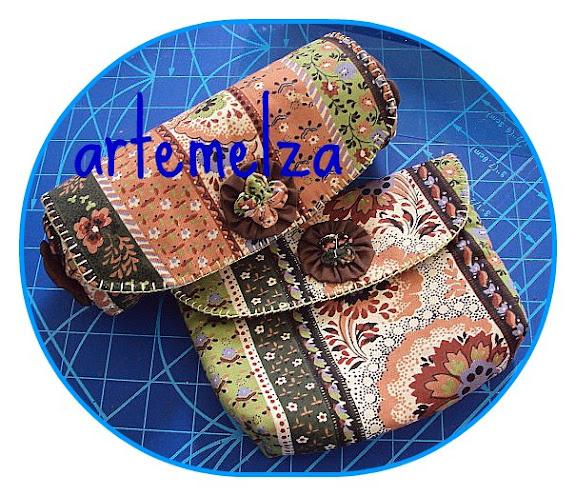 artemelza - bolsa de patchwork