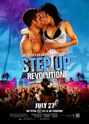 Phim Bước Nhảy Đường Phố 4 - Step Up Revolution